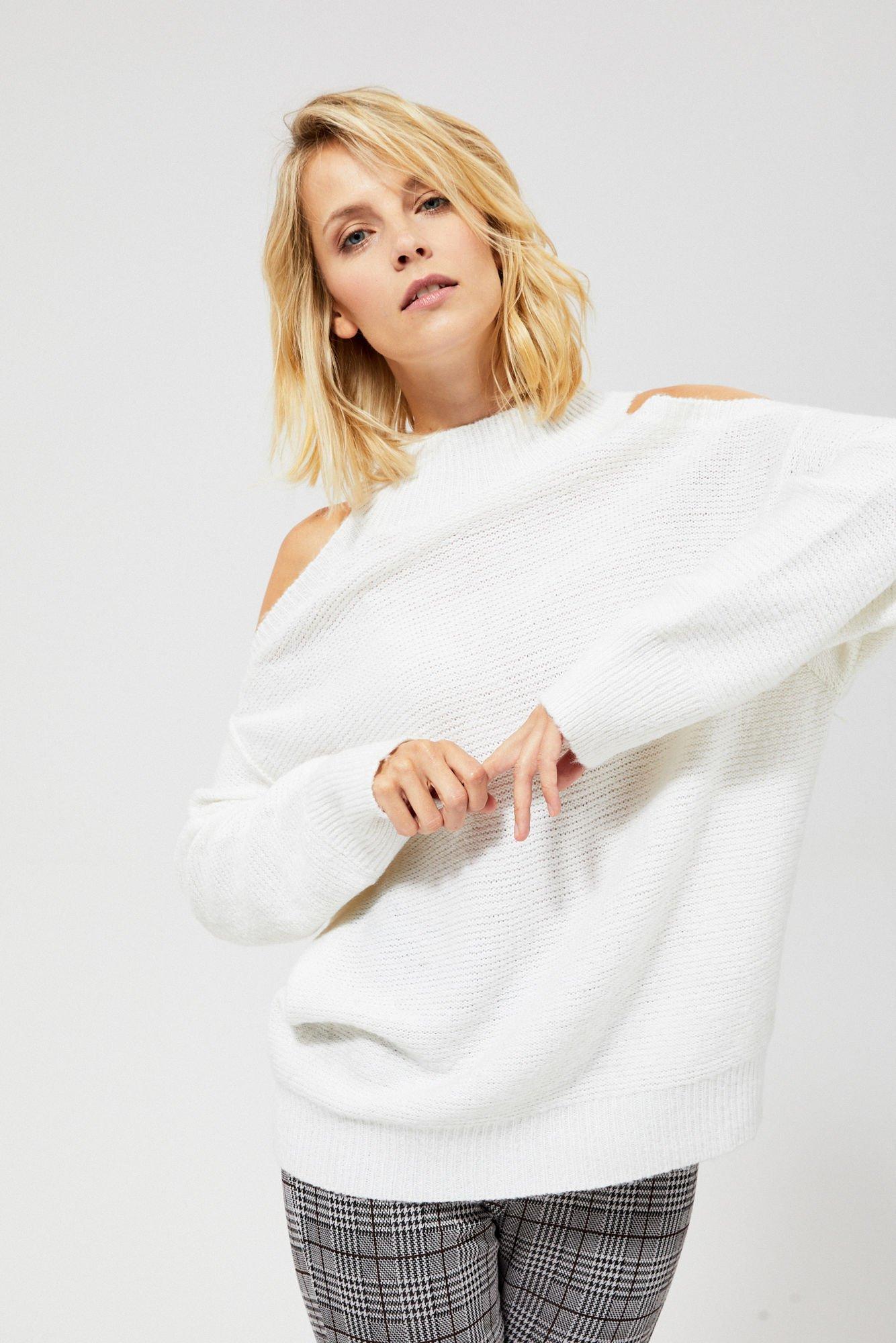 Sweter typu arms cold