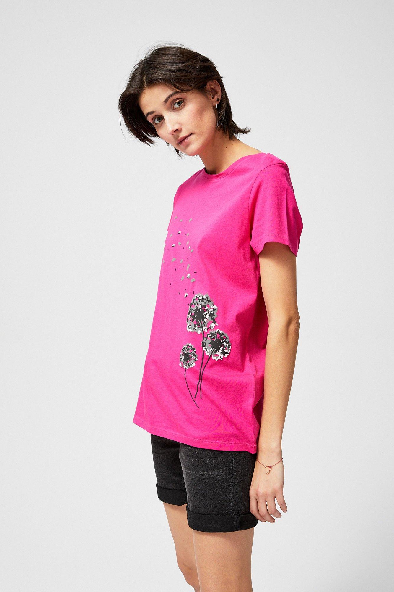 Koszulka bawełniana z nadrukiem