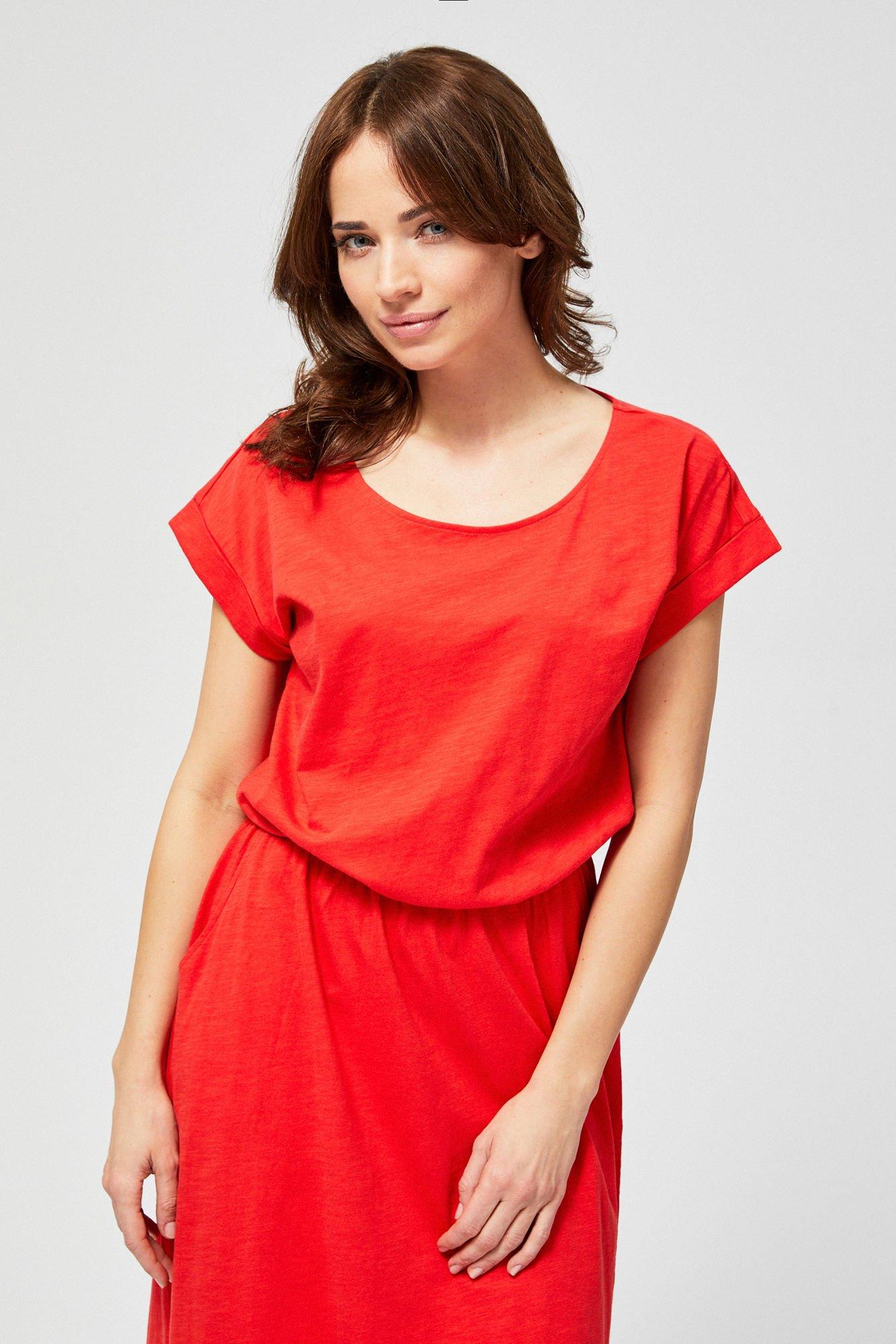 ffe744f3b1 Sukienka bawełniana typu maxi  Sukienka bawełniana typu maxi ...