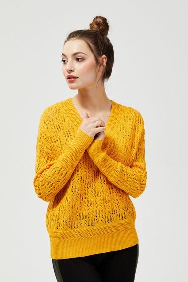 Swetry, ciepły sweter, modne swetry damskie (5)
