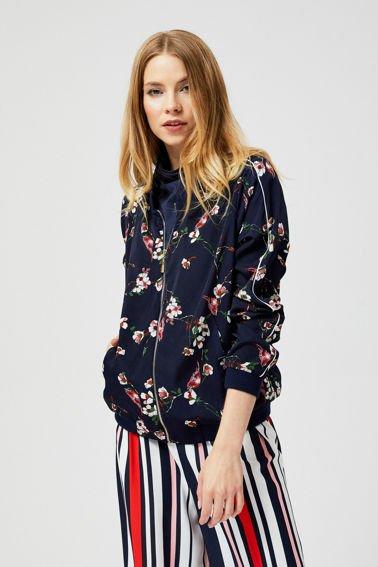 a2f6fa928eeb78 Modne płaszcze, kurtki damskie jeansowe i z ekoskóry | Moodo