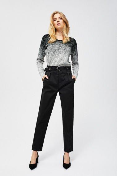 dabb4ab8726021 Tanie spodnie dresowe damskie, spodnie pumpy, dzianinowe | Moodo