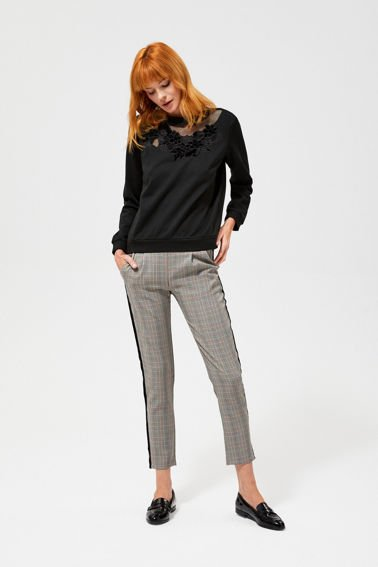 472ee4e4 Modne spodnie damskie skrojone na miarę Twoich oczekiwań | Moodo
